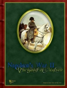 Napoleon's War II : The Gates of Moscow